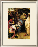 Adoration of the Kings, c.1564 Posters by Pieter Bruegel the Elder