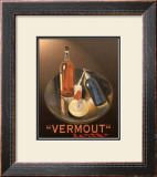 Vermout Rosso Print by Diego Patrian