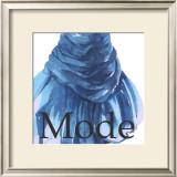 Fashion Mode Prints by Elissa Della-piana