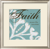 Faith Prints by Melody Hogan
