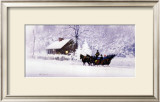 Cape Cod Sleighride Prints by Paul Landry