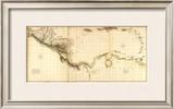 West Indies II, c.1810 Framed Giclee Print by Aaron Arrowsmith