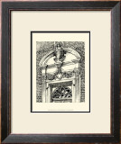 English Architecture IV Prints by Reginald Blomfield