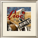 In the Moment Print by Maria Donovan