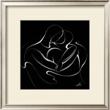 United Couple III Prints by Alijan Alijanpour