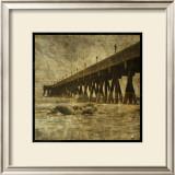 Ocean Pier No. 2 Prints by John Golden