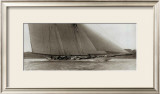 Schooner Meteor Prints by Frank Beken