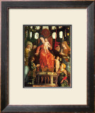 La Vierge de la Victoire Art by Andrea Mantegna
