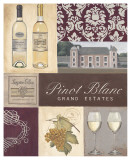 Vintners Pinot Blanc Posters by James Wiens