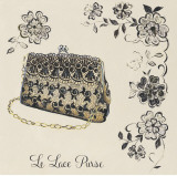 Le Lace Purse Prints by Marco Fabiano
