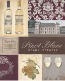 Vintners Pinot Blanc Art by James Wiens