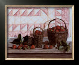 Strawberry Time Prints by Pauline Eblé Campanelli