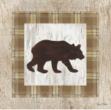 Searching Bear Art by Arnie Fisk