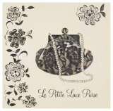 Le Petite Lace Purse Posters by Marco Fabiano