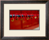 Goen, Lucky Coin, Japan Framed Giclee Print by Petra Wels