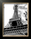Eiffel Tower II Posters by Susan Frost