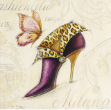 Fashion Boot Prints by Angela Staehling