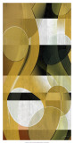 Sea Life Panel I Poster by James Burghardt