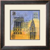 New York Stock Exchange Print by Martine Rupert