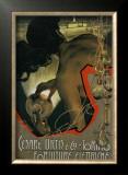 Cesare Urtis Torino Forniture Elettriche Art by Adolfo Hohenstein