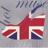 UK Muse Posters by Evangeline Taylor