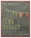 County Flea Market Prints by Mandy Lynne