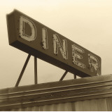 Diner Sign Posters by Walter Robertson