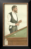 Vanity Fair Billiards Prints by  Spy (Leslie M. Ward)