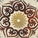 Suzani Spice II Kunstdrucke von Hope Smith