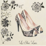 Le Shoe Lace Art by Marco Fabiano