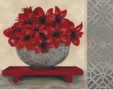 Red Velvet Petals Posters par Colleen Sarah