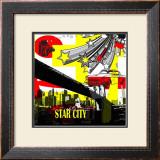 Star City I Prints by Jean-François Dupuis