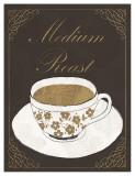 Medium Roast Posters by Morgan Yamada