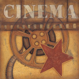 Cinema Prints by Kim Lewis