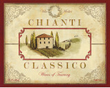 Chianti Classico Prints by Devon Ross