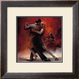 Tango Argentino II Prints by Willem Haenraets