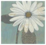 Cream Blossom Print by Norman Wyatt Jr.