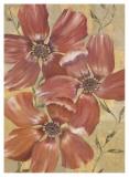 Floral Reverie Print by Jurgen Gottschlag