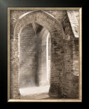 Luminous Archway Poster by Ellen Fisch