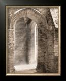 Luminous Archway Poster by Ellen Fisch