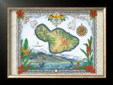 Island of Maui Prints by Steve Strickland
