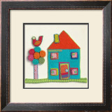 Home to Roost Prints by Madeleine Millington