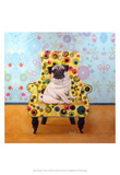 Pug-a-dots Posters by Carol Dillon