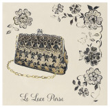 Le Lace Purse Posters by Marco Fabiano