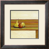 Stripes II Prints by Beverley Binfet