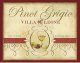 Tre Venezie Pinot Grigio Prints by Devon Ross