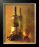 Sunset Wine I Print by Fletcher Crossman