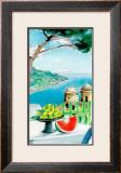 Tour Mediterraneen I Prints by M. De Borgrave