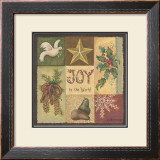 Joy To The World Poster by Anita Phillips