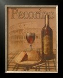 Pecorino, Roma Prints by T. C. Chiu